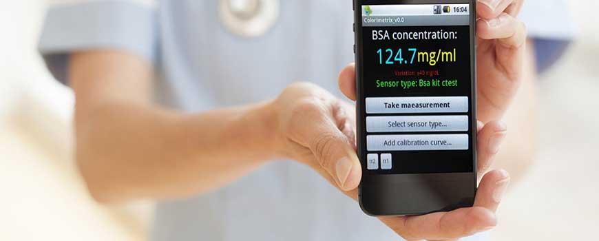 monitoramento de saude smartphone medicinaonline