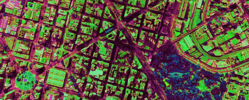 bhcentral mapa vista de cima colorizado