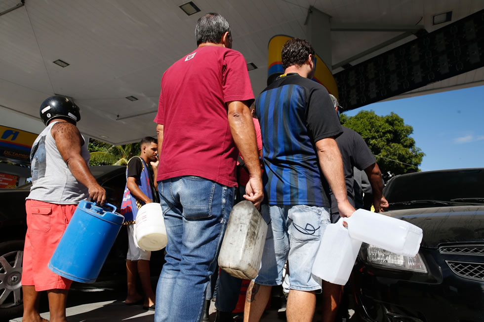 A crise gerada pelos caminhoneiros tende a ocorrer com mais frequência - foto: Agência Brasil