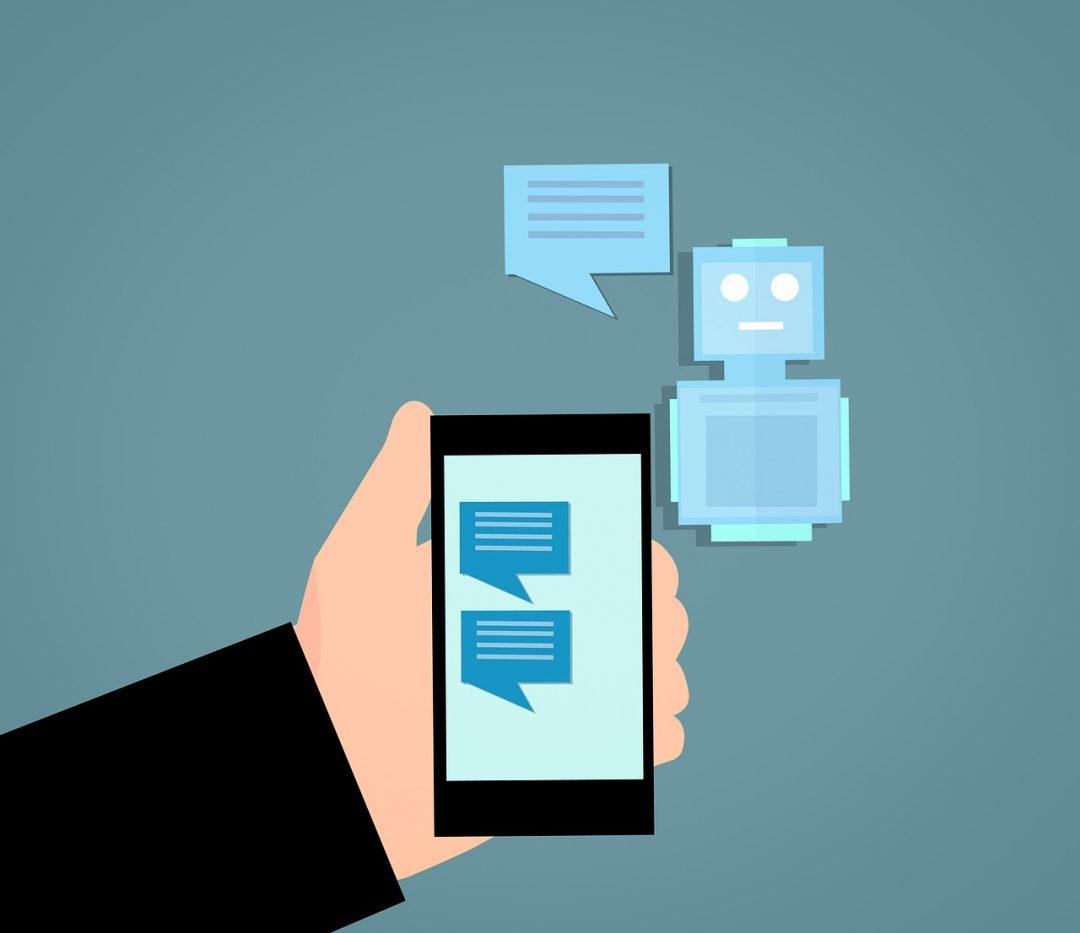 O mercado de desenvolvedores de chatbots se depura diante do avanço das oportunidades - Imagem: Pixabay