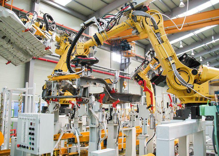 A realidade da base industrial no Brasil mostra que há um longo caminho a ser trilhado para atingirmos um nível de maturidade expressivo. Foto: Pixabay