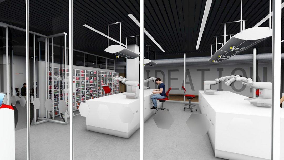 Com parcerias nos EUA. multinacional ABB desenvolve soluções robóticas para hospitais do futuro - foto: ilustração