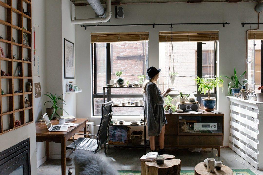 Pesquisas apontam tendência de crescimento do trabalho em casa. Foto: Pixabay