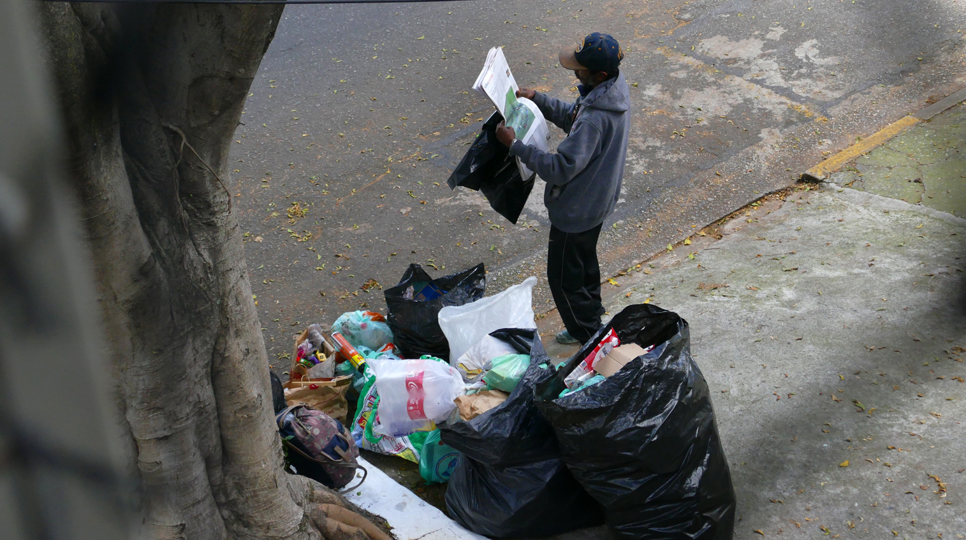 A expectativa do mercado após o Covid-19 é alarmante, espera-se que tenhamos mais de 40 milhões de desempregados em todo o território nacional. Foto Jorge Araujo/Fotos Publicas