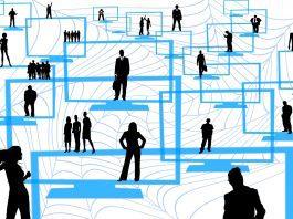 imagem ilustrativa sobre rede de pessoas - ilustracao: pixabay