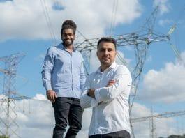 fundadores da Metha Energia, diego fraga e victor soares