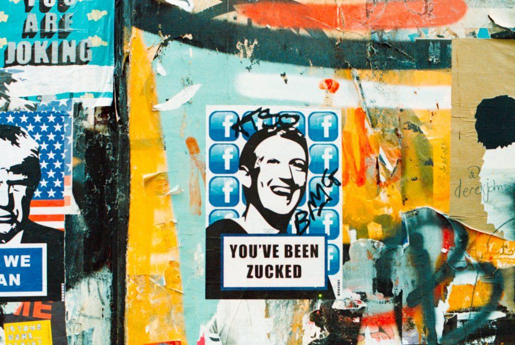 sobre o futuro: Imagem ilustrativa mostra o presidente do facebook, Zuckeberg, um dos líderes globais da área de tecnologia. Photo by Annie Spratt on Unsplash