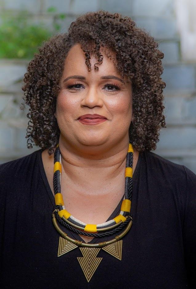 """A CEO Tati Santarelli, na foto, é a única mulher entre os três primeiros empreendedores negros escolhidos no programa """"Semente Preta"""" de investimentos em startups"""