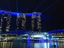 panoramica de singapura foto pixabay