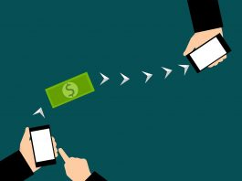 ilustracao transferencia de dinheiro - pixabay