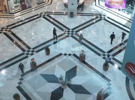 Vista de ambiente interno de shopping em brasília - Foto: Marcello Casal JrAgência Brasil